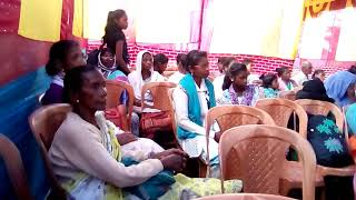Adivasi Sadi ! Adivasi Baith Bhajan ! Adivasi Nagra Bhajan Christian Geet