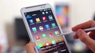 Asus Fonepad Note FHD 6 video review - tablet.bg (English Full HD version)