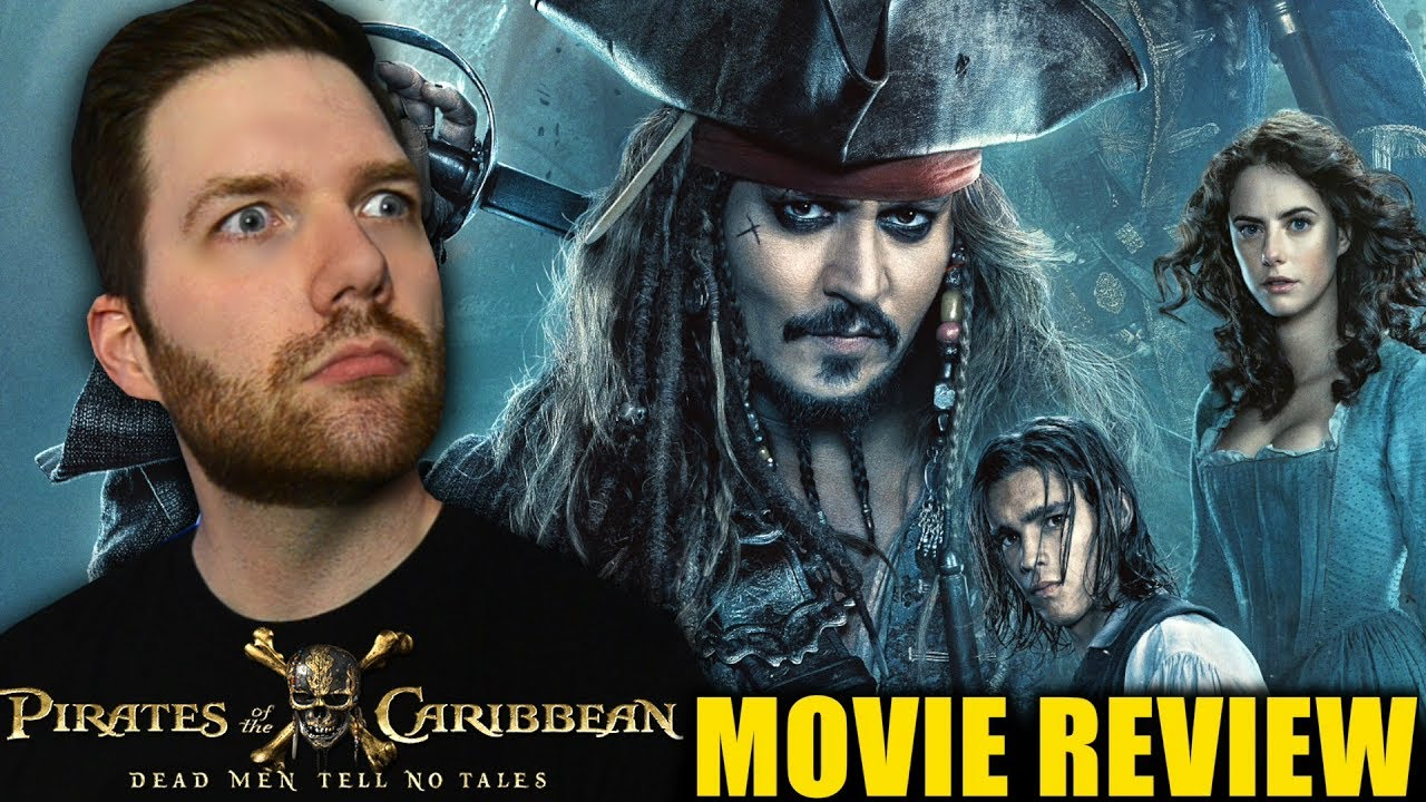 a review of the movie pirates of the caribbean