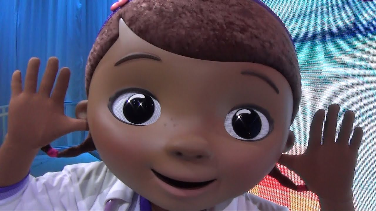 Doc Mcstuffins Debuts At Disney D23 Expo Disney Junior