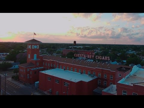 AM Tampa Bay - Eric Newman - J.C Newman Cigar Factory Under Pressure From Government