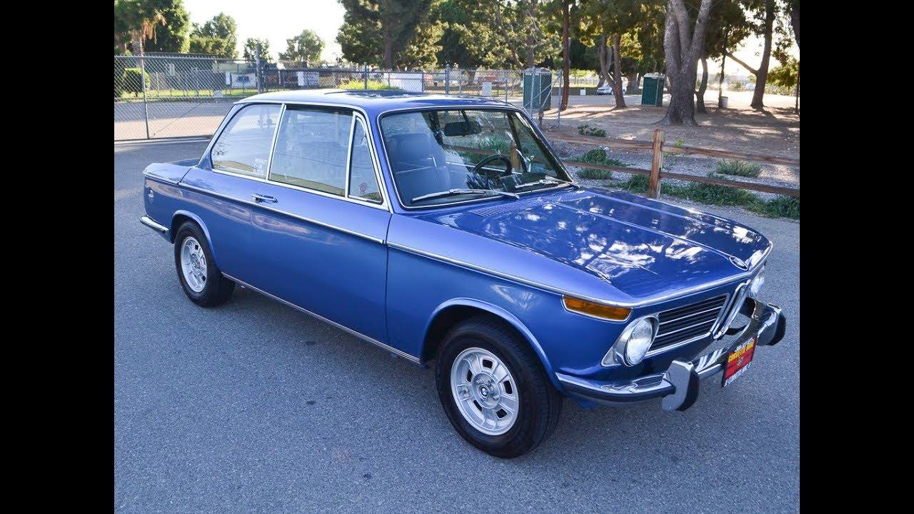 sold 1972 bmw 2002 tii for sale by corvette mike youtube. Black Bedroom Furniture Sets. Home Design Ideas