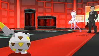 Defeating Boss Giovanni with Only Level 1 Togedemaru! - Pokémon Ultra Sun/Moon