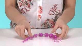 Lovehoney Beginner's Anal Beads | Buy online at Lovehoney