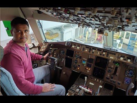 air-canada-rouge-1593|-toronto-pearson-(yyz)---calgary-(yyc)|-trip-report|-b767-+-cockpit