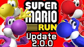 Super Mario Run adds