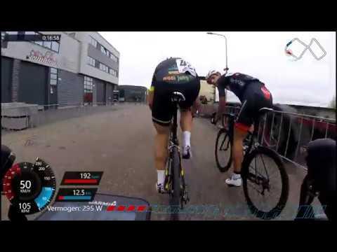 Criterium Wielerronde van Monster 2017 Elite Men - #cycling