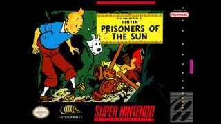 tintin prisoners of the sun snes ost 16 they broke the break