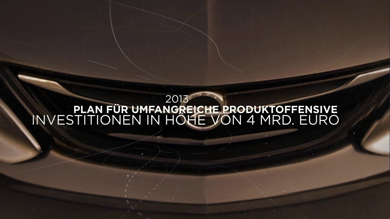 Business Card Opel DE - YouTube
