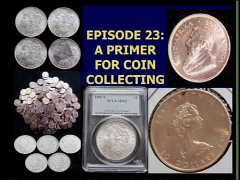 Coin collecting, identification, evaluation and care.  4-19-17
