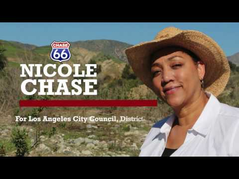 Nicole Chase for Los Angeles City Council