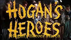 Hogan's Heroes March & TV-Theme Song Sung By 4-Cast Members in 720-P HD