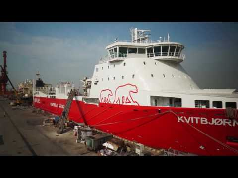 ENN LNG BUNKERING IN CHINA