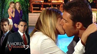 Amores Verdaderos: ¡Nikki le confiesa su amor a Guzmán! | Escena - C17 | Tlnovelas