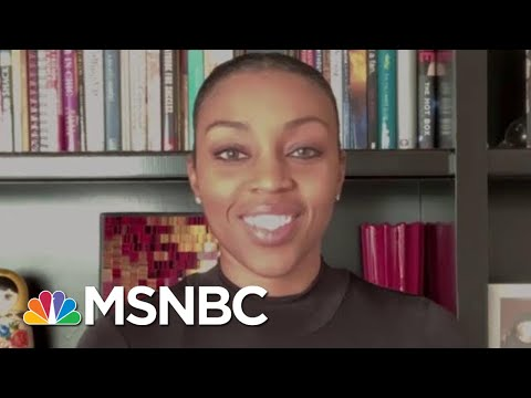 WNBA Star On Sitting Out Season: I Need To 'Lock In' On The Issues | Hallie Jackson | MSNBC