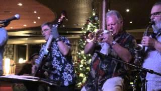 Jazzdagen Caribbean Cruise 2015-6 Wallys Warehouse Waifs