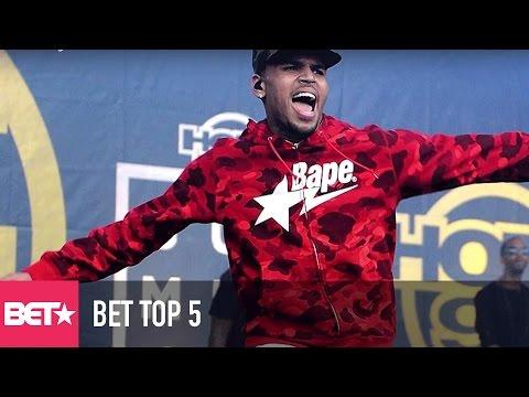 Top 5: Chris Brown Songs