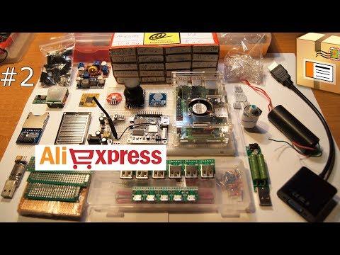 Посылка для Arduino # 2 (Raspberry Pi 3, Orange Pi H5 Zero, датчики и много много модулей =))