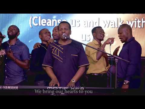 Enda Nasi By Reuben Kigame and Sifa Voices- official video (Skiza Code: 7010078)
