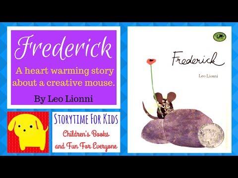 Frederick   By  Leo Lionni      -  ESL  -  A Children's Book Read In English