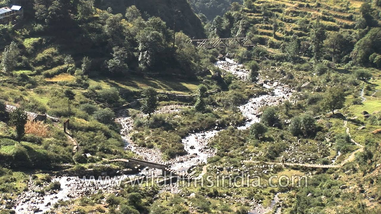 Hd wallpaper uttarakhand - An Amazing View Of Hills From Pithoragarh Uttarakhand