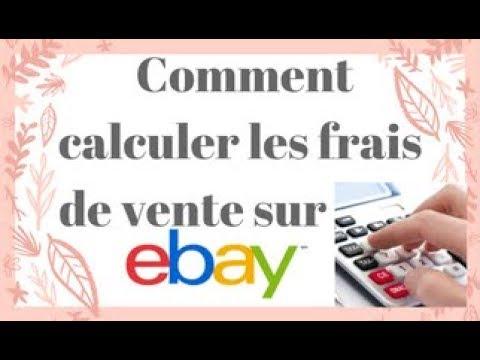 comment calculer les frais de vente sur ebay youtube. Black Bedroom Furniture Sets. Home Design Ideas