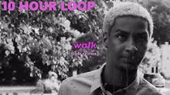 Comethazine - Walk (lofi remix 10 HOUR LOOP:)