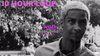 Comethazine - Walk (lofi remix 10 HOUR LOOP:)