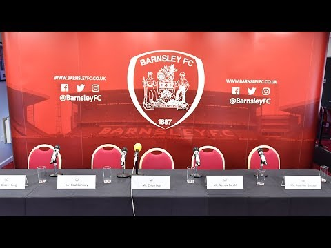 Press Conference: Barnsley Football Club New Ownership