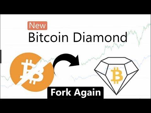 BITCOIN DIAMOND (BCD) MOON SHOT OUT OF NOWHERE!