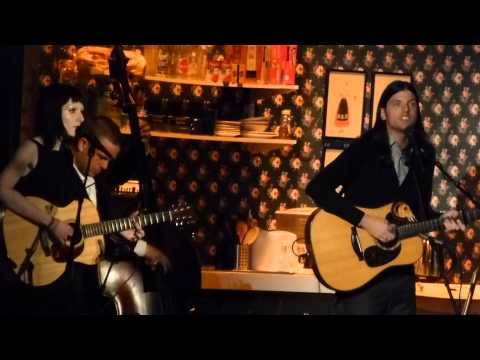 Seth Avett & Jessica Lea Mayfield - Somebody That I Used To Know (Wilshire Theater, LA CA  3/31/15)