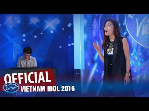 VIETNAM IDOL 2016 - TẬP 1 - VÀ CƠN MƯA TỚI - TRẦN MINH TÂM