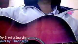 khúc ca đêm giáng sinh-cover guitar