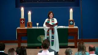 United Lutheran Church in Grand Forks, ND - Worship for Sunday, June 20, 2021