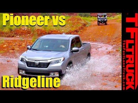 Pioneer vs Ridgeline: The Ultimate Honda Road Trip Rained Out!
