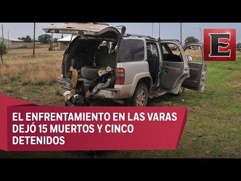 Cártel de Sinaloa y La Línea protagonistas del choque armado en Chihuahua