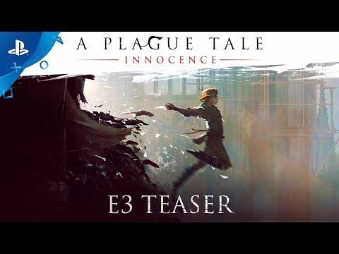 A Plague Tale: Innocence - PS4 Teaser | E3 2017