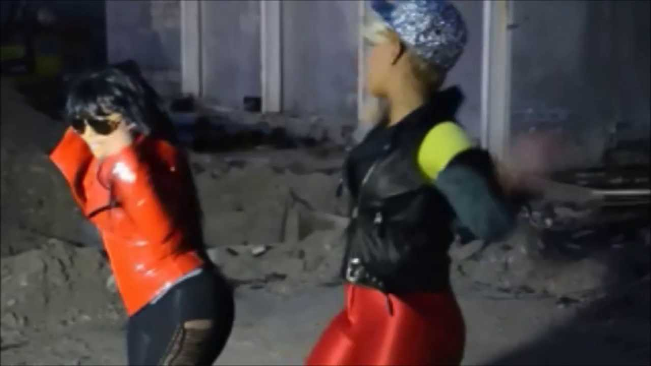 Download Tiffany Foxx & Lil Kim Behind The Scenes of JAY Z THE MUSIC VIDEO