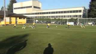 Olgiate - Azzurra gol del Christian Thumbnail