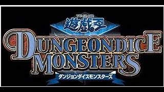 Lets Play YuGiOh Dungeon Dice Monsters Episode 1: Go Dice Roll!