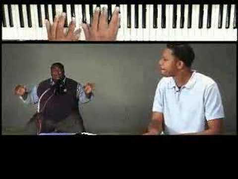 Piano Lessons-Urban Worship Featuring Jason Champion - Learn Urban Soul, R&B And Gospel Music Styles