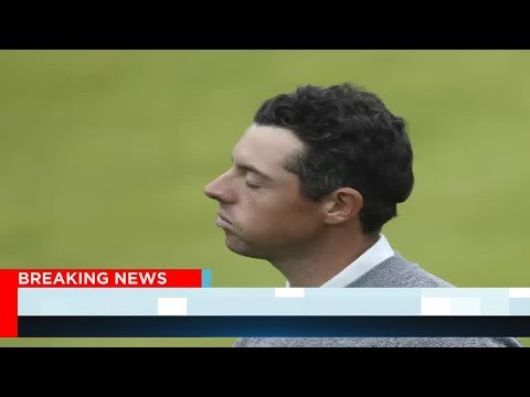 Rory McIlroy's salvage operation falls just short at British Open