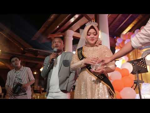 Birthday party 'putri delina' (SWEET 17th)