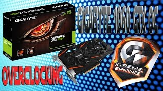 Gigabyte GeForce GTX 1060 Overclocking Guide - Xtreme Engine Utility