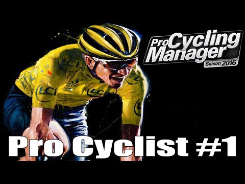 Pro Cycling Manager 2016 Mode Pro Cyclist Ep 01