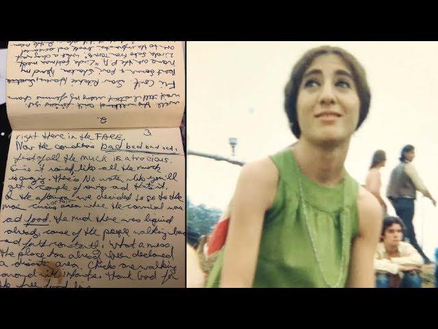 She has vivid Woodstock memories after 50 years