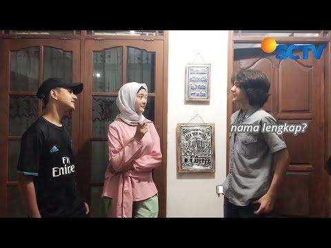 #CeritaBaruSCTV - Speed Question With Megan dan Syakir