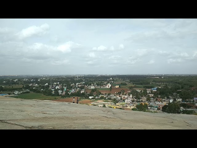 Mini Nandi hills Bangalore...!