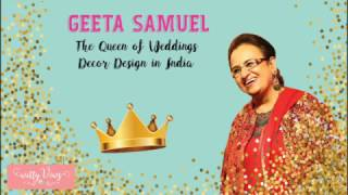 Interview with Geeta Samuel Q events