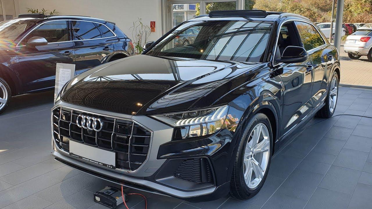 2018 Audi Q8 50 Tdi Quattro Tiptronic Audiview Youtube